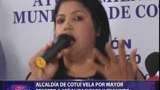 Alcaldía de Cotuí vela por mayor respeto a señalizaciones y tránsito