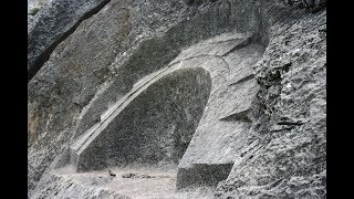 Фото Enigmatic And Megalithic Quillarumiyoq  N The Highlands Of Peru