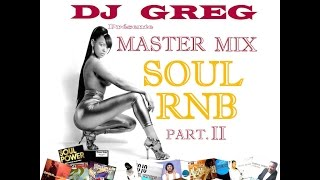 ✅  MASTER MIX SOUL RNB PART.2
