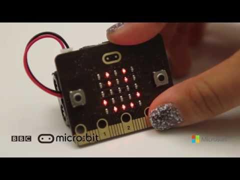 BBC micro:bit - Smiley