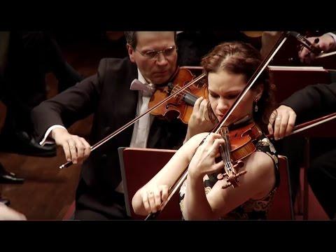 Bruch: 1. Violinkonzert ∙ hr-Sinfonieorchester ∙ Hilary Hahn ∙ Andrés Orozco-Estrada