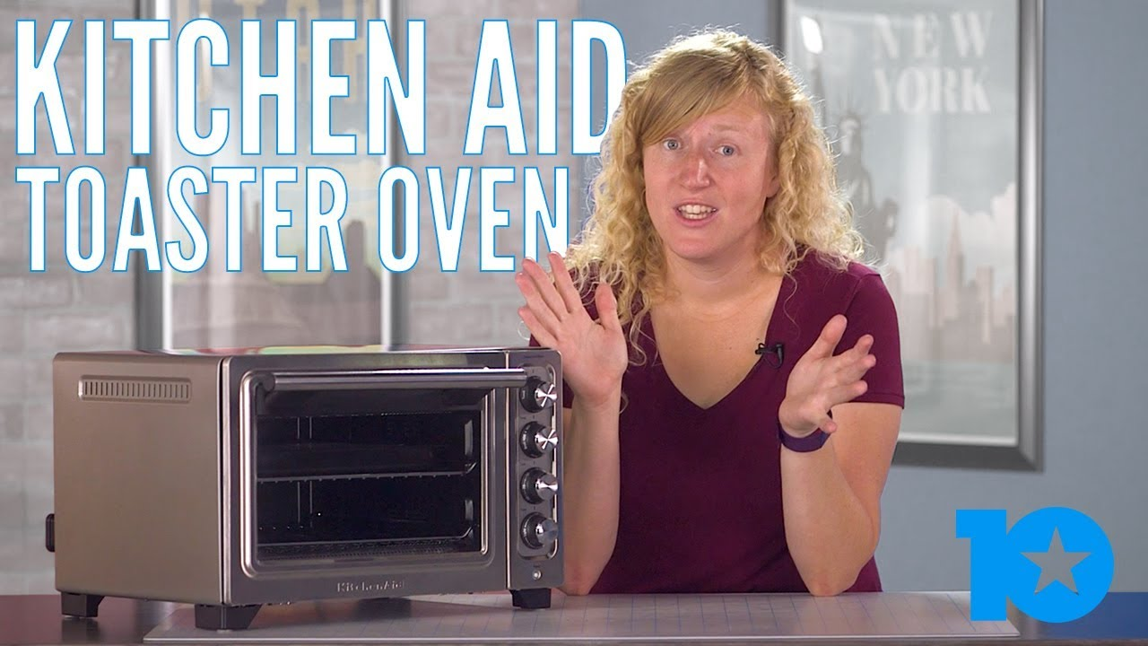 Review Kitchen Aid Toaster Oven
