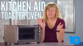 Review Kitchen Aid Toaster Oven Youtube