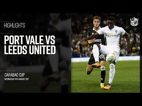 Leeds v Port Vale