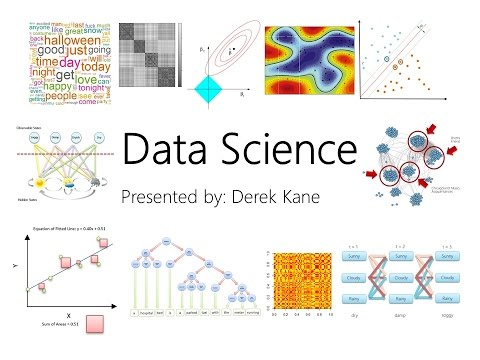 Data Science - Part I - Building Predictive Analytics Capabilities