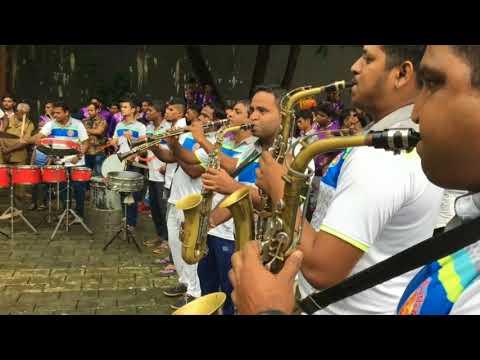 AAI TUZ DUEL in brass band Shri ram Band malvani koliwada 2K18