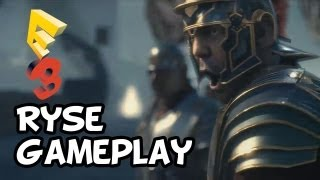 Ryse Son of Rome - Gameplay Trailer - XBOX ONE Exclusive - E3M13