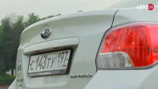Subaru Impreza.  Первый взгляд.  Авто24