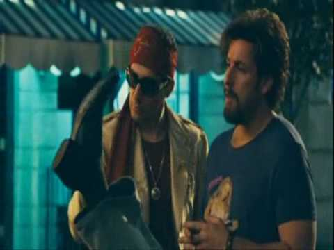 Zohan ending fight