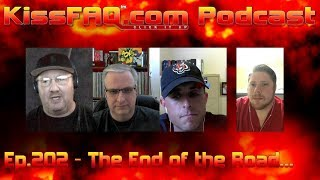 KissFAQ Podcast Ep.202 - The End of the Road (for real)...