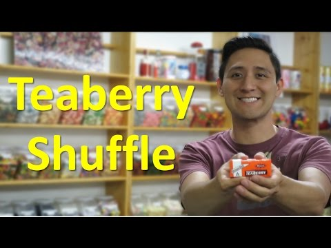 Teaberry Shuffle // TheCandyGuy