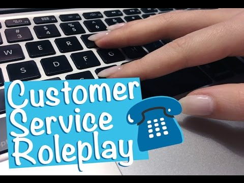 Customer Service Telephone Role Play ☎️ Helping You Book a Birthday Gift