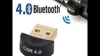 USB Bluetooth V4.0 адаптер на чипе CSR8510 A10