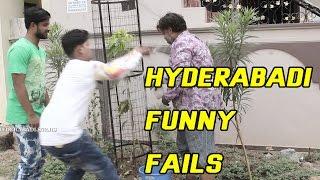 Funny Fails || Hyderabadi Stars || Comedy Scenes | Latest Funny Videos 2016 HD