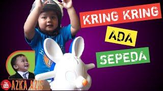 KRING KRING ADA SEPEDA | LAGU ANAK INDONESIA + LIRIK