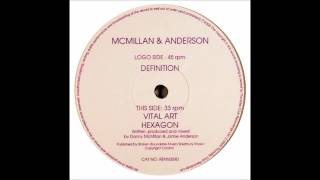 McMillan & Anderson  - Hexagon (Original Mix)