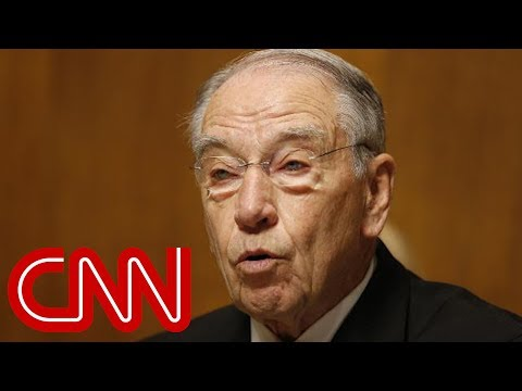 Grassley: Workload may keep women off committee