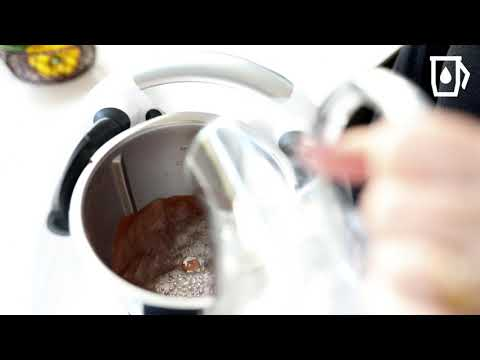 Pre-clean with Thermomix ® TM6