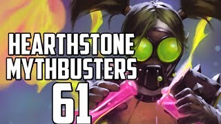 Hearthstone Mythbusters 61
