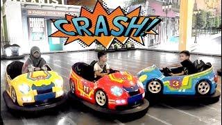 Mainan Anak Bom Bom Car Di TRANSmart Jogja | Wisata Jogja | Mobil Mobilan Odong Odong