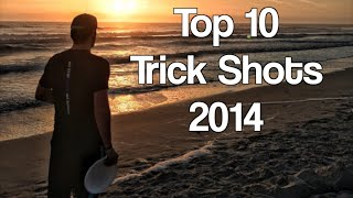 Top 10 Trick Shots 2014 | Brodie Smith