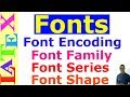 Fonts in LaTeX (Latex Tutorial, Episode-21)