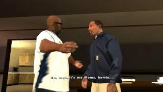 GTA San Andreas beta version Прохождение 1 Big Smoke