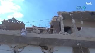 غارات على حلب للمرة الأولى منذ سريان الهدنة, وموسكو تتهم الفصائل بالاعداد لهجومٍ واسع