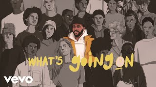 Marvin Gaye - What's Going On (Lyric Video)