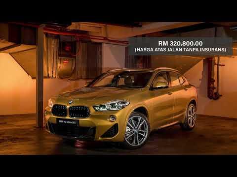 BMW X2 sDrive20i 2018 - Roda Pusing Warta