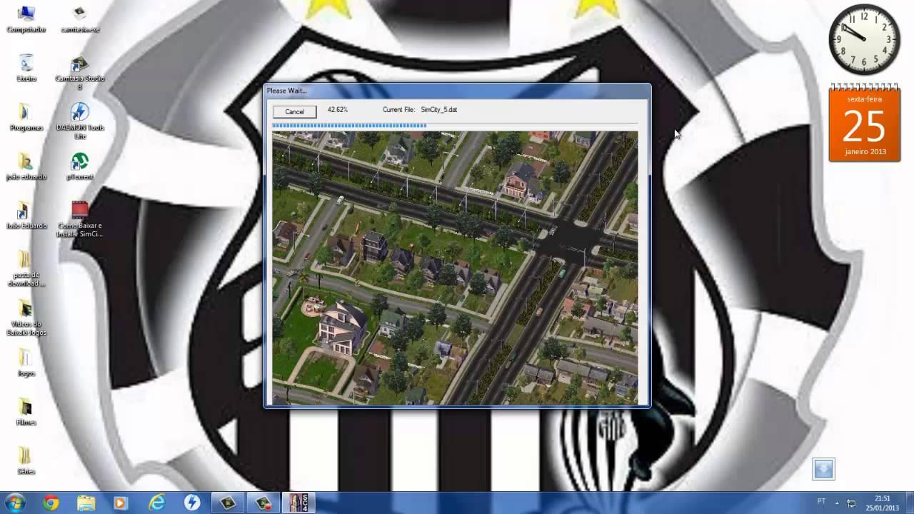 simcity 4 deluxe edition download completo gratis portugues