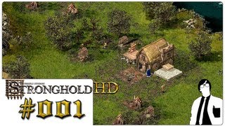 Let's Play Stronghold HD / 1  #001 [Deutsch][HD+] - Mission 1 & 2
