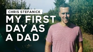 "Altaration -- Chris Stefanick -- ""My First Day as a Dad"""