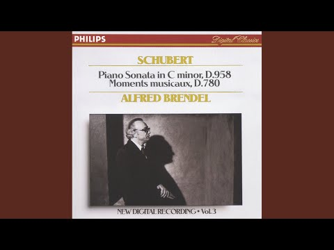 Schubert: 6 Moments musicaux, Op.94 D.780 - No.5 in F minor (Allegro vivace)