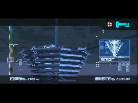 Resident Evil (Movie) Soundtrack - Accessing Schematic of ...