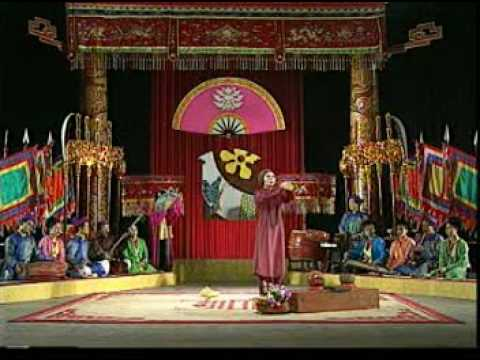 Văn hóa học:  Trích đoạn chèo Thị Màu lên chùa 2