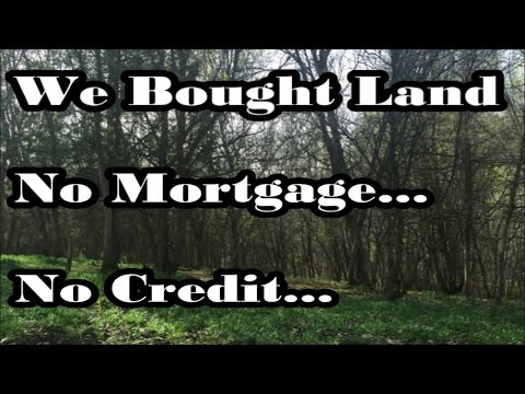We Bought Our Off Grid Homestead with No Mortgage or Credit