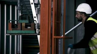 Werner Ladder UK - Werner Ladder testing: Behind the scenes at WernerCo's UK facility