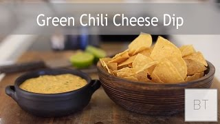 Green Chili Cheese Dip