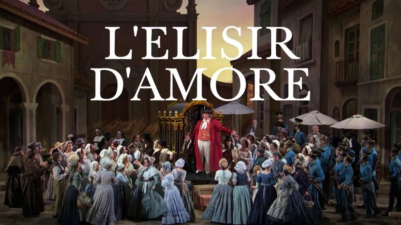 L'Elisir d'Amore at the Metropolitan Opera