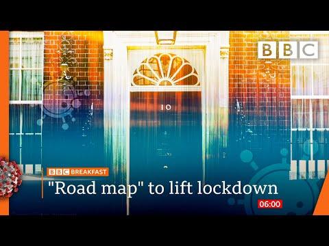 Covid-19: Boris Johnson to unveil 'cautious' England lockdown exit plan 🔴 @BBC News live - BBC