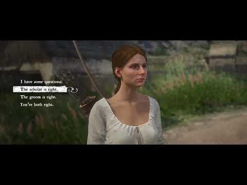 Kingdom Come: Deliverance - A Woman's Lot DLC - PART 2 |