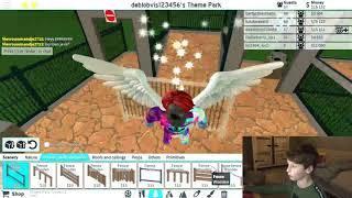 het nieuwe pirate ijland (Roblox theme park tycoon 2)