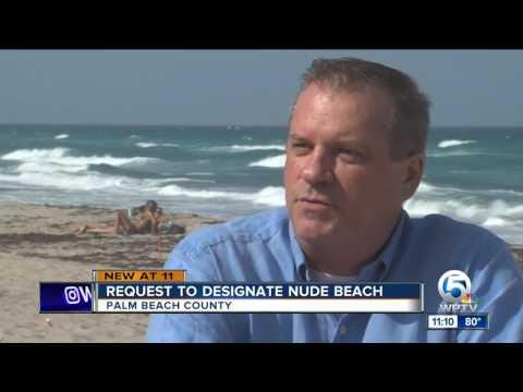 Group wants nude beach at Gulfstream Park, near Delray Beach