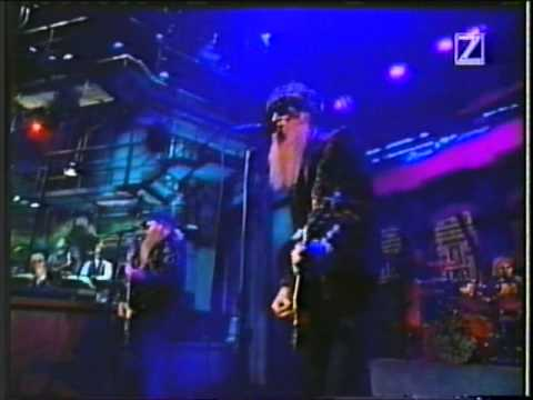 ZZ top - What's up with that live