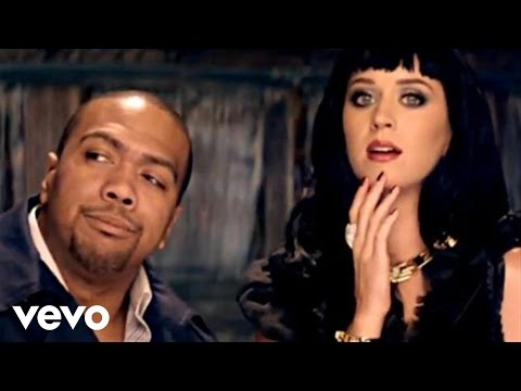 Timbaland - If We Ever Meet Again ft. Katy Perry (Official Music Video)