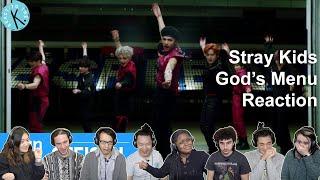 Classical Musicians React: Stray Kids 'God's Menu'