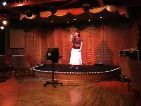 Hosey Cruise 2010 - Jodie Karaoke