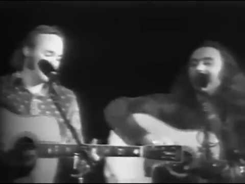 Crosby, Stills & Nash - Wooden Ships - 10/4/1973 - Winterland (Official)