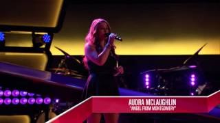 The Voice 2014 Audra McLaughlin - Angel from Montgomery